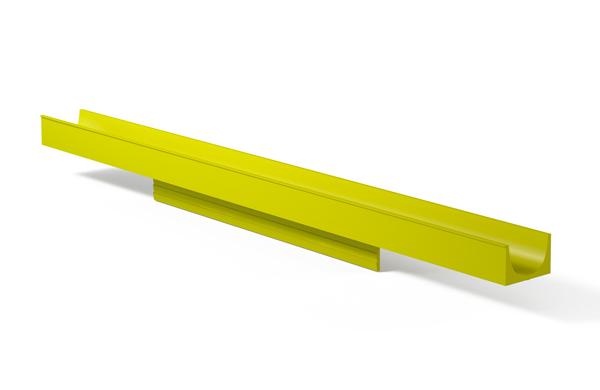 Tirador 270 amarillo rc tiradores para muebles - Rc tiradores ...