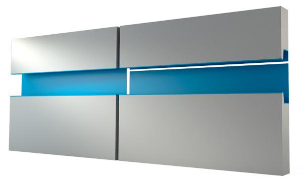 Rc tiradores para muebles tiradores y pomos zamak aluminio y acero inox - Tiradores de puertas de cocina ...